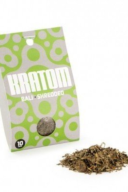 Kratom Bali (Mitragyna speciosa), 10 grammes