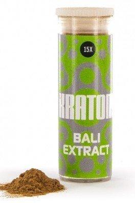 Kratom Bali 15x Extract (Mitragyna speciosa), 3 grammes