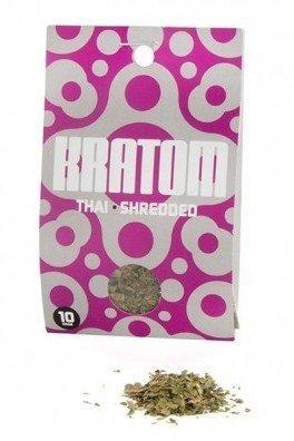Kratom Thai (Mitragyna speciosa), 10 grammes