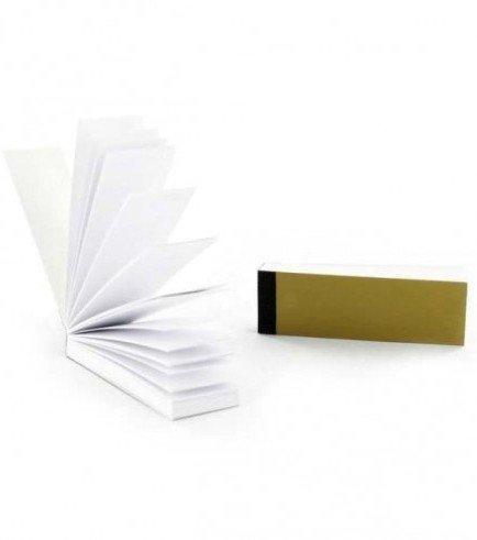 Cartons Normal en carnet