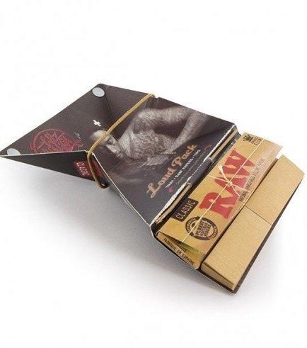 RAW Wiz Khalifa Loud Pack feuilles à rouler + Tips