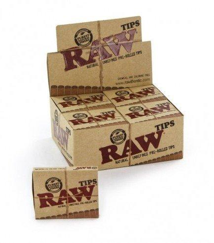 RAW Cartons pré-roulés