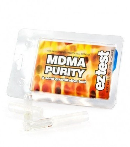 Tests de drogue EZ Test MDMA Purity