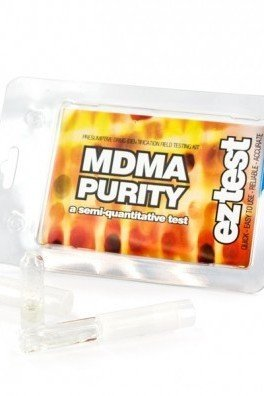 Tests de drogue EZ Test MDMA Purity