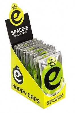Space-E Happy Caps