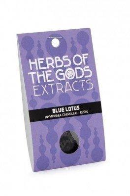 Lotus Bleu (résine 20x)