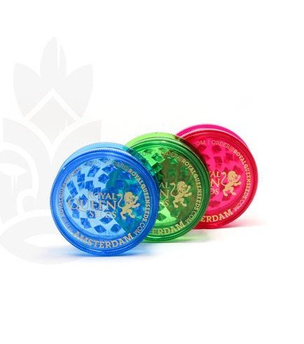 Grinder Cannabis Acrylique Royal Queen Seeds