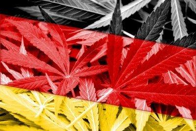 Contretemps Mineur Pour La Légalisation Du Cannabis Allemande