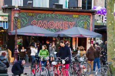 Les Coffeeshops aux Pays-Bas Vendent de l'Herbe Pour 1 Milliard d'Euros Chaque Année