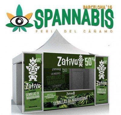 Rendez-nous visite à la Spannabis à Barcelone !