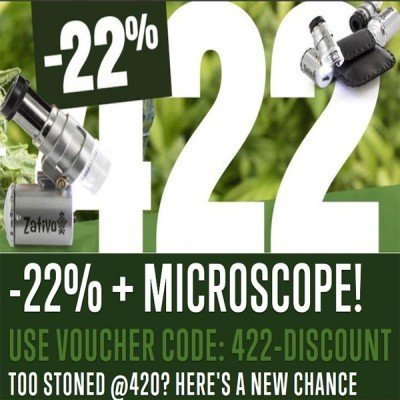 Promo 422 : 22% de Réduction + Microscope LED 60x Gratuit !
