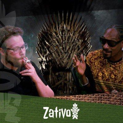 Vidéo Amusante: Suivez Games Of Thrones Avec Snoop Dogg Et Seth Rogen