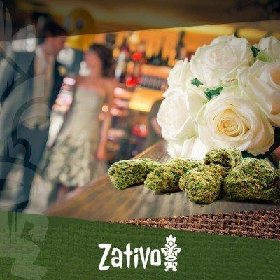 La Nouvelle Mode: Un Bar À Herbe Ouvert À Votre Mariage!